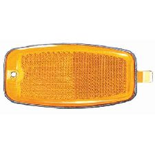 LKQ Side Marker Light Assembly  Front