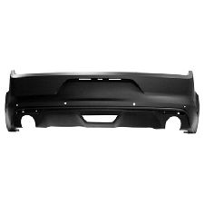 LKQ Bumper Cover  Rear