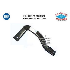 LKQ Bumper Mounting Bracket  Front Right Outer
