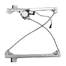LKQ Power Window Motor and Regulator Assembly  Front Left