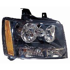LKQ Headlight Assembly  Right