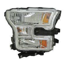 LKQ Headlight  Right