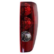 LKQ Tail Light Assembly  Right