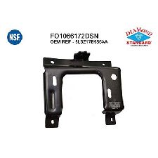 LKQ Bumper Mounting Plate  Front Left
