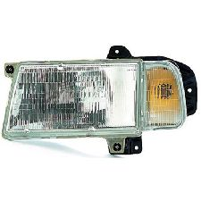 LKQ Headlight Combination Assembly  Left