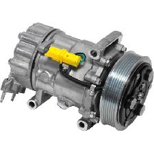 LKQ A/C Compressor and Clutch