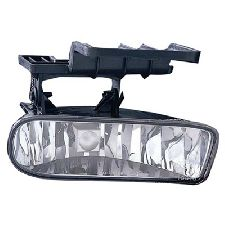 LKQ Fog Light Assembly  Left