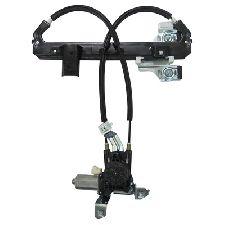 LKQ Power Window Motor and Regulator Assembly  Rear Left