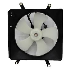 TYC 600260 Acura Integra Replacement Radiator Cooling Fan Assembly