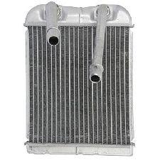 LKQ HVAC Heater Core  Front