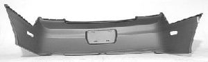 LKQ Bumper Cover  Rear