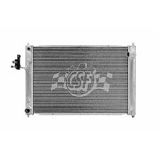LKQ Radiator And A/C Condenser Assembly
