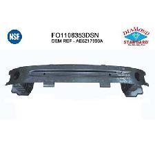 LKQ Bumper Cover Reinforcement  Rear