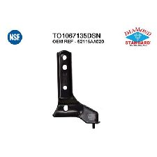 LKQ Bumper Mounting Bracket  Front Right