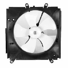 LKQ Engine Cooling Fan Assembly