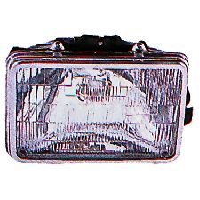 LKQ Headlight  Left Outer