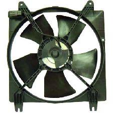 LKQ Engine Cooling Fan Assembly  Left