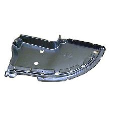 LKQ Undercar Shield  Front Left