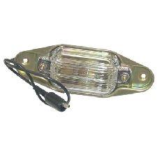 LKQ License Plate Light Assembly