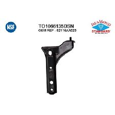 LKQ Bumper Mounting Bracket  Front Left