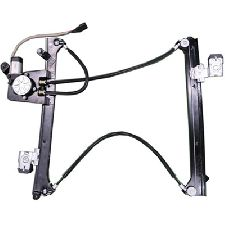 LKQ Power Window Motor and Regulator Assembly  Rear Left