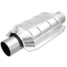 MagnaFlow Performance Exhaust Catalytic Converter  Rear