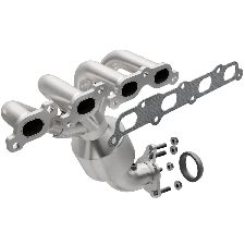 Magnaflow Catalytic Converter with Integrated Exhaust Manifold