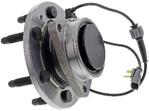 Mevotech Wheel Bearing and Hub Assembly  Front