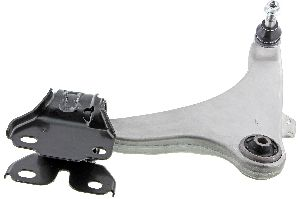 Mevotech Suspension Control Arm and Ball Joint Assembly  Front Left Lower