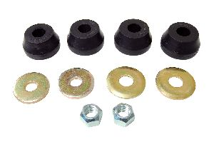 Mevotech Suspension Strut Rod Bushing Kit  Rear
