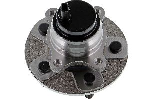 Mevotech Wheel Bearing and Hub Assembly  Front Left
