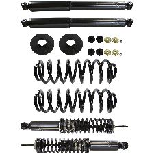 Monroe Air Spring to Coil Spring Conversion Kit  Front and Rear