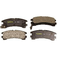 Monroe Disc Brake Pad  Rear