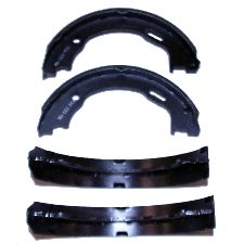 Monroe Parking Brake Shoe  Rear