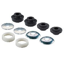 Moog Radius Arm Bushing Kit  Front
