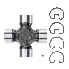 Moog Universal Joint  At Center Bearing