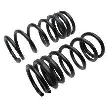 Moog Coil Spring Set  Rear