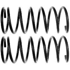 Moog Coil Spring Set  Front