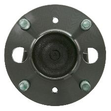Moog Wheel Bearing and Hub Assembly  Rear