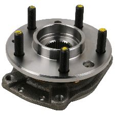 Moog Wheel Bearing and Hub Assembly  Front
