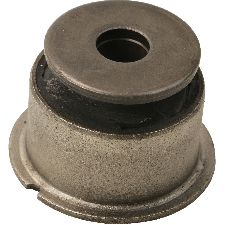 Moog Suspension Control Arm Bushing  Front Lower Rearward