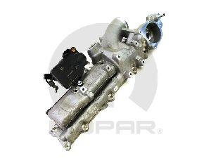 Mopar Engine Intake Manifold  Right