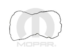 Mopar Engine Valve Cover Gasket  Right