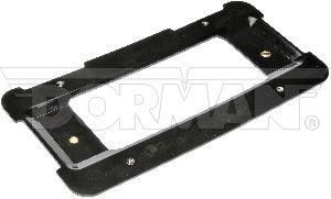 Motormite License Plate Bracket  Rear