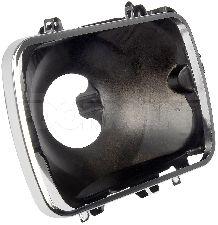 Motormite Headlight Bucket Kit