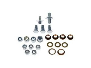 Motormite Door Hinge Pin and Bushing Kit  Front