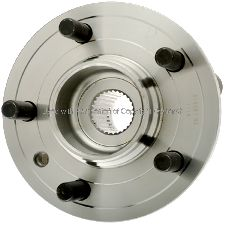 MPA Wheel Bearing and Hub Assembly  Front