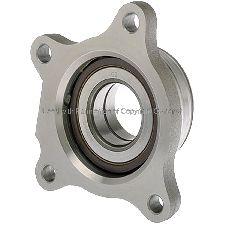 MPA Wheel Bearing and Hub Assembly  Rear Right