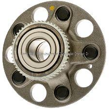 MPA Wheel Bearing and Hub Assembly  Rear