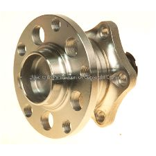 MPA Wheel Bearing and Hub Assembly  Rear